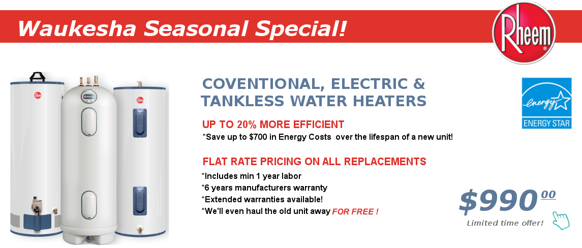 Rheem Intro-seasonal