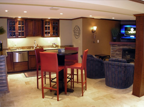 Basement Additions and Remodels